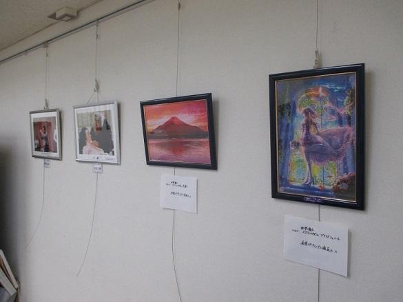 共生週間作品展の展示画像2枚目