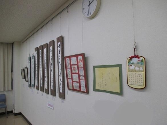共生週間作品展の展示画像3枚目